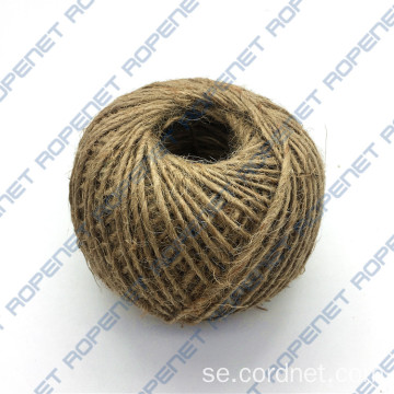 2020 Hot Selling Coloured Twisted Jute Twine
