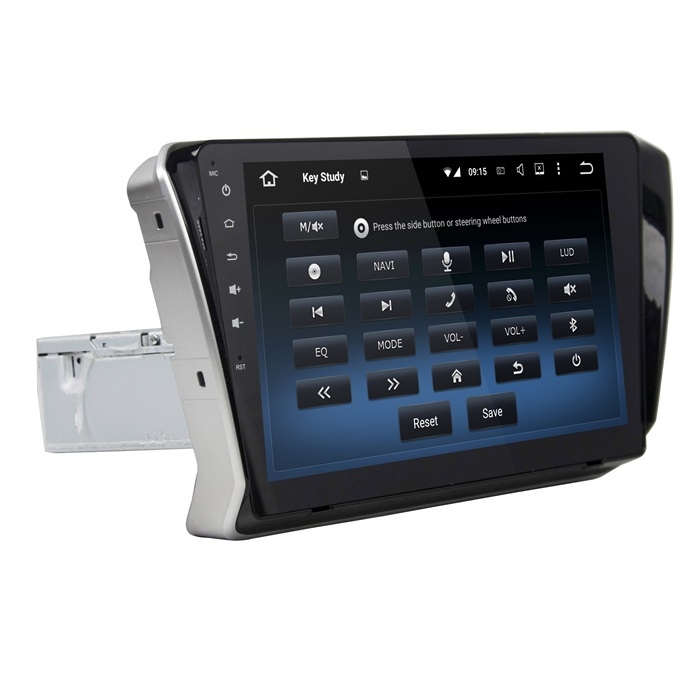 Mirror Link Car Radio Player for Skoda 2016
