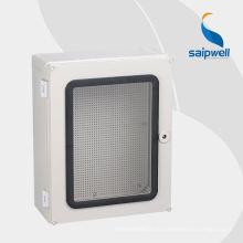 Saip / Saipwell IP66 Прозрачная крышка для ПК, нижний водонепроницаемый корпус ABS в горячей продаже SP-AT-504019