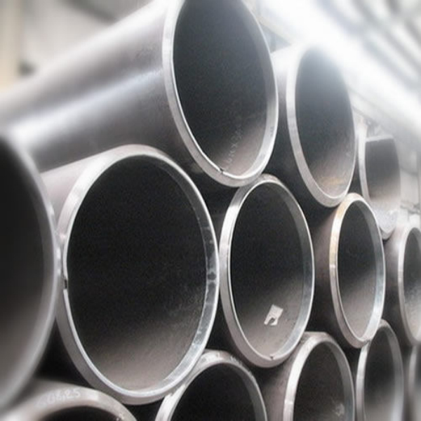 Bevel end alloy steel pipe
