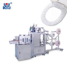 Máquinas de fabricación de fundas de asiento de inodoro desechables