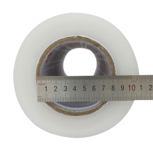 PE White plastic clear stretch film for packing