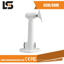 Wall-Mounted CCTV Camera Bracket, Made of Cast Aluminum