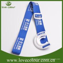 Acolchado de titular de botella de agua de poliéster personalizado para regalos promocionales