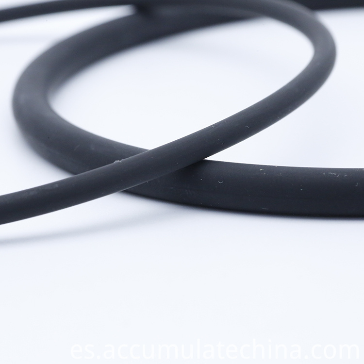 High Performance Black Waterproof Rubber O Ring D