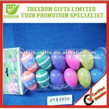 Decorative Plastic Easter Egg