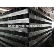 galvanized profil steel C channel U channel