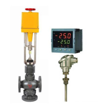 Электрические температуры регулирующий клапан
