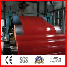 Color Galvanized Steel Sheet in Coils (SGCC)
