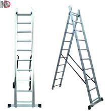 Hot sale Expert Combination Step Ladders Aluminium with EN131