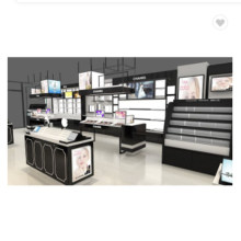 Cosmetic Counter Top Displays Stand Makeup Acrylic Cosmetic Holder