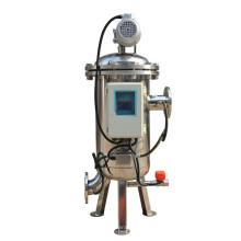Aspirateur d'eau et filtre autonettoyant de brosse pour tamis grossier