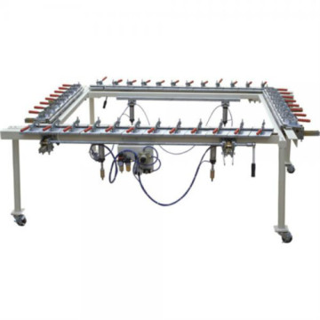 Elektronische Siebdruck Mesh Stretching Maschine