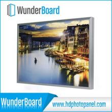 Kreative HD Aluminium Foto Panel für Dekoration