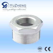 Aço inoxidável CF8m Hex. Casquilho