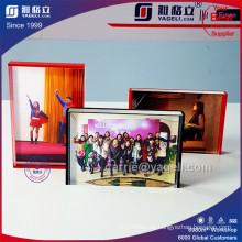 Fabrik-heißer Verkaufs-reizvoller geöffneter Mädchen-Acryl-Foto-Rahmen