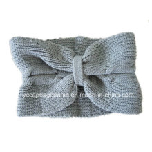 Moda Senhoras Knitted Headband