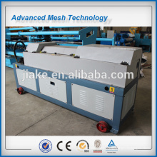 CNC wire straightening and cutting machine