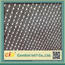 China fornecedor projeta tecido de estofos de veludo auto para cobertura de assento de carro