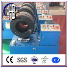 Высокое качество 2 дюйма/3/4/6/810inch быстрая смена инструмента гидравлического шланга Гофрируя машина