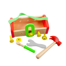 DIY Wooden Tool Box Toy for Kids and Children