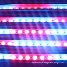 A mudança mágica da cor da iluminação IP68 impermeável da arquitetura conduziu a arruela 24w da parede da barra