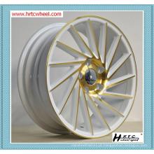 Fabricar diretamente rodas multi jantes cor para todos os carros