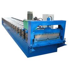 Máquina de moldagem de rolo de planta de laminação dobrável