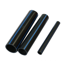 China  2  inch wear resisting PE100 plastic water supply pipe