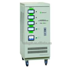 Customed Tns Three Phases Série Entièrement automatique Régulateur / Stabilisateur de tension CA