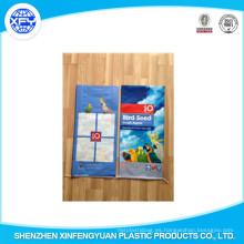 Saco de plástico tejido de PP laminado
