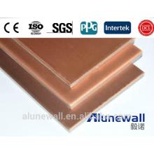 4mm Copper Composite Panel CCP with maximum 2.03 width factory price
