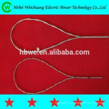 кабель преформированных штамм зажим тупик штамм зажим