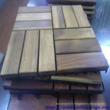 Tuiles de sol fabriquées 300 x 300
