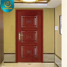 Puerta de seguridad principal de la entrada de alta calidad del fabricante de China