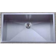 Handmade Stainless Steel Kitchen Sink (Khs3219)