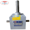 1KN Heavy duty worm gear machine screw jacks