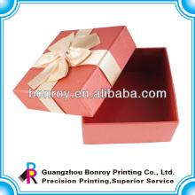 Moda de beleza Luxo criativo caixa de presente de embalagem de papelão reciclável
