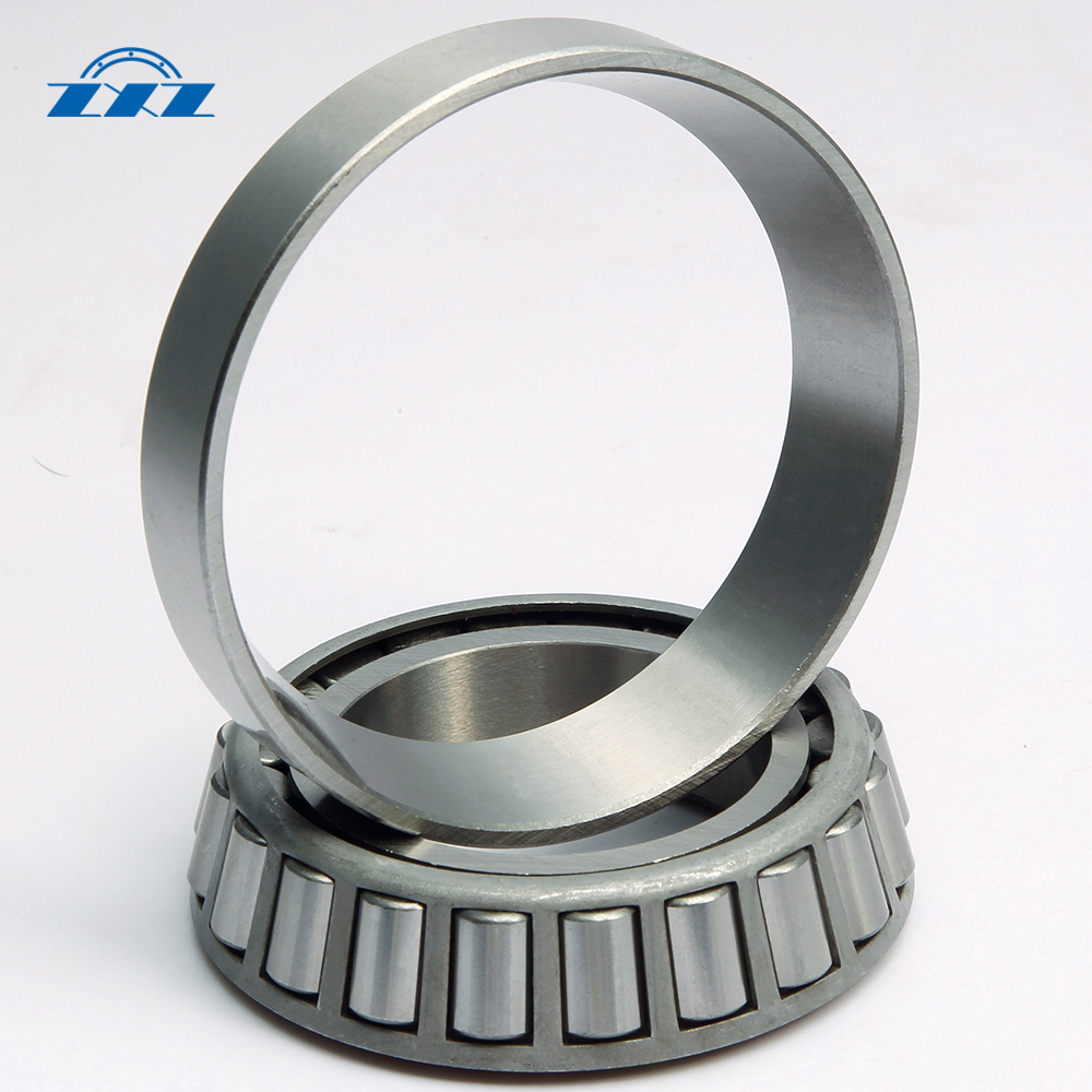 Tapered bore bearing
