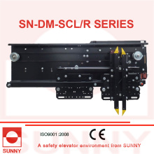 Selcom e Wittur Tipo Porta Máquina 2 Painéis Abertura Lateral com Inversor Panasonic (SN-DM-SCL / R)