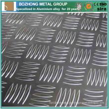 Top-Qualität 2219 Aluminium Checker Plate für Anti-Rutsch-Treppen