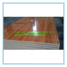 High Glossy Melamine MDF, Furniture MDF