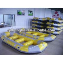PVC-rafting Boot Angeln Boot Ruderboote