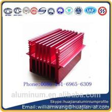Profilé en aluminium à dissipateur de chaleur