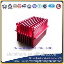 aluminium profile for heating radiator
