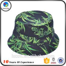 Gedruckte Muster leere billige Eimer Hüte