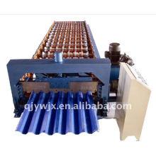 Máquina perfiladora de techos de acero 750