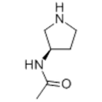 (3R) - (+) - 3-ACETAMIDOPIRROLIDINA CAS 131900-62-4