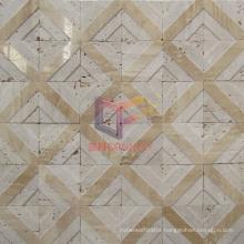Carven Net Shape Travertine Mosaic (CFS954)