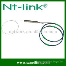 Divisor de PLC de fibra óptica nua